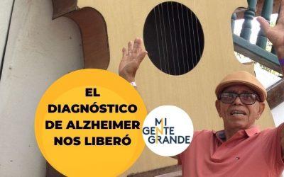 Cómo enfrenté el diagnostico de Alzheimer de papi