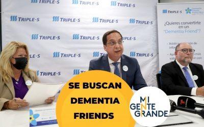 Arranca en Puerto Rico Dementia Friends